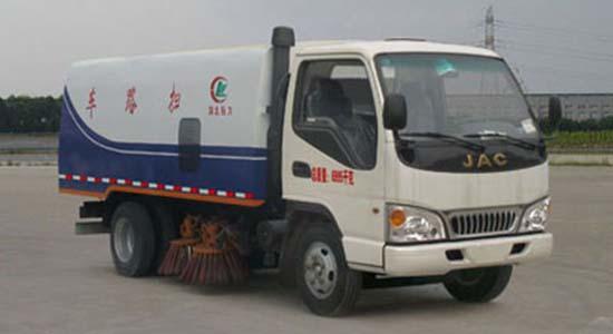 江淮小型扫路车图片4